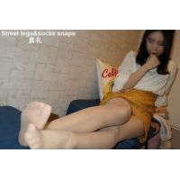 Street legs&socks snaps photos + movie Marei