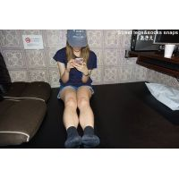 Street legs&socks snaps pics collection & movie Akie