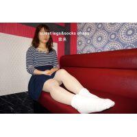street legs&socks snaps写真集+動画 奈央