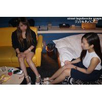 street legs&socks snaps写真集&動画 ジュリ&きょうこ