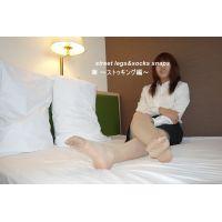 street legs&socks snaps写真集+動画 華 〜スーツストッキング編〜
