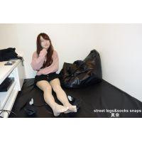 street legs&socks snaps写真集&動画 真奈