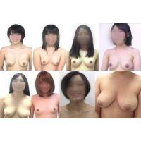 卒業デビュー直前【高○生】裸面接 14人