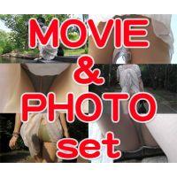 素人着衣#007 パンチラストッキング×スケスケワンピのセレブ妻 YURIKO(38) MOVIE & PHOTO set