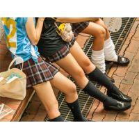 【潜入】文化祭JK☆のぞき見 女子高生活!
