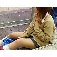 【女子高生見学】JK街撮りスナップVOL.15