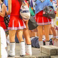 【チアJK】 高校野球 de 女子高生 〜紅〜