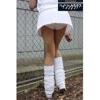 女装高生ハイソックラテス テニススコート1(40枚)