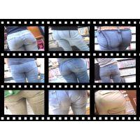 スカート,パンチラ,下着,逆さ撮り,制服,街撮り,女子校生,盗撮風, Download