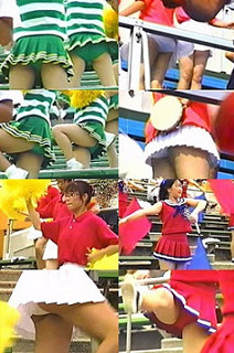 cheerleader's-dance scene 5-8set