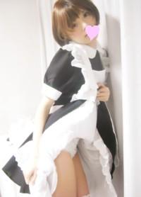メイド服でフェチ写真♪