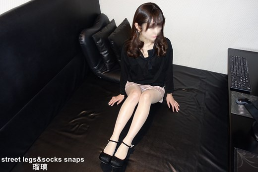 street legs&socks snaps写真集&動画 瑠璃