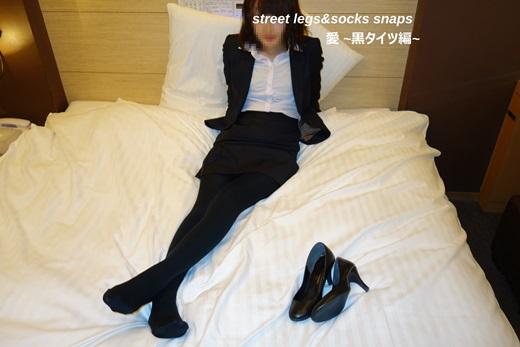 street legs&socks snaps写真集+動画 愛 〜黒タイツ編〜