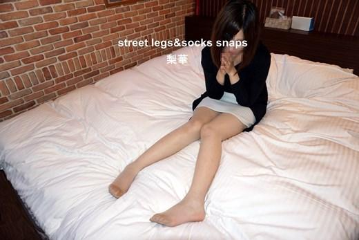 street legs&socks snaps写真集+動画 梨華