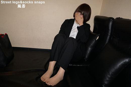 Street legs&socks snaps写真集+動画 風香