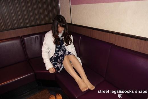 street legs&socks snaps写真集&動画 咲