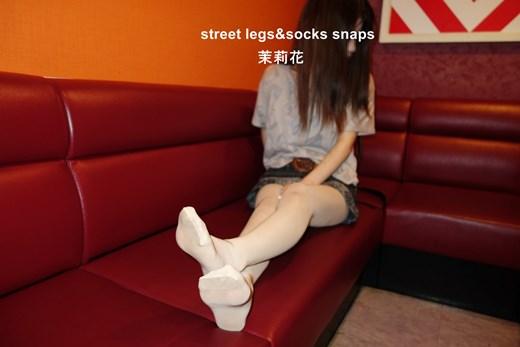 street legs&socks snaps写真集+動画 茉莉花