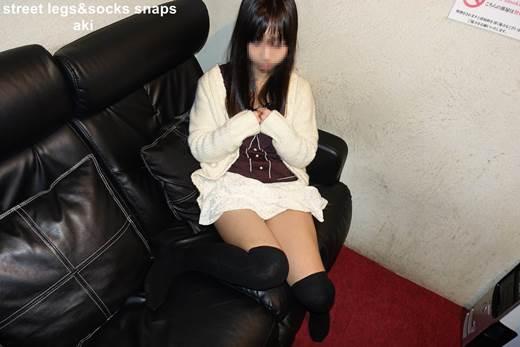 street legs&socks snaps写真集&動画 aki