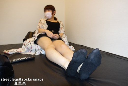 street legs&socks snaps写真集&動画 真里奈