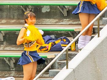 【チアJK】 高校野球 de 女子高生 〜嬢王〜 【スペシャルパック】